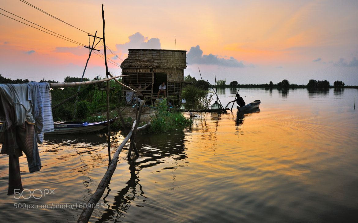 Photograph Flooding season in Dong Thap Muoi by Quoc Phuong on 500px