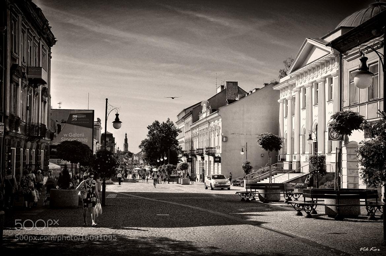 Photograph Ancient streets of Radom* by Viktor Korostynski on 500px