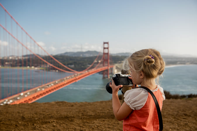 Travel to Golden Gate by Adriana Manni on 500px