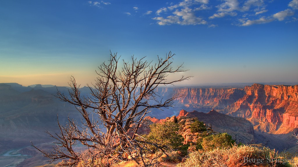 Photograph Grand Canyon by Børge Svingen on 500px