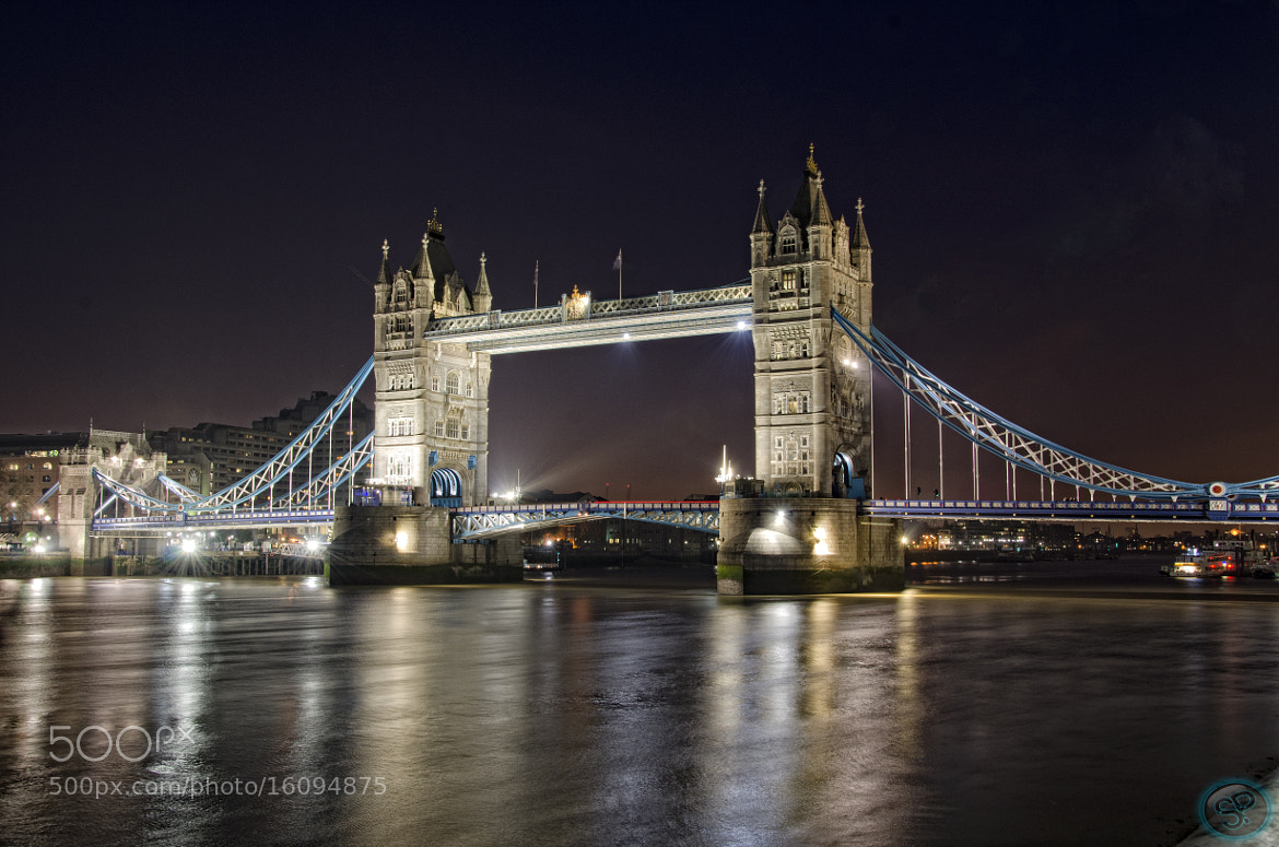 Photograph London Tower Bridge by Sankar Prabhakar on 500px