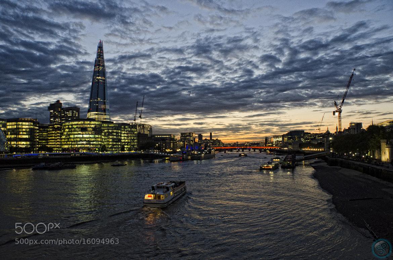 Photograph London by Sankar Prabhakar on 500px