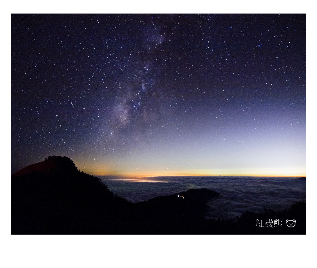Photograph Milky Way by Kyle Lin on 500px