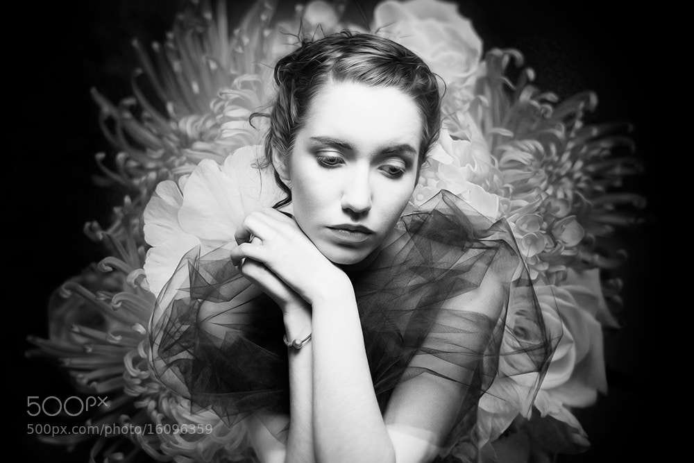 Photograph Celia by Pierre Beteille on 500px