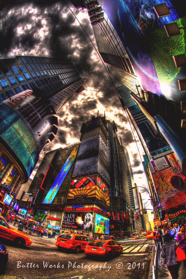 Photograph Times Square by Chris Churchill on 500px