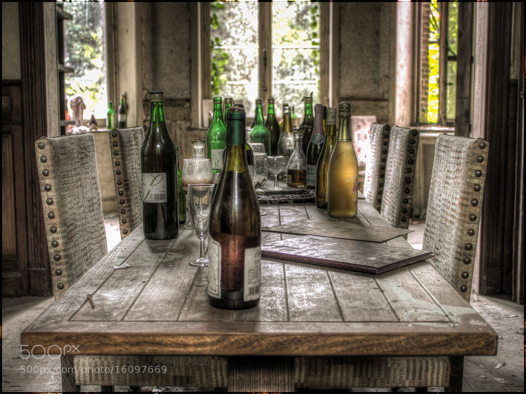 Photograph Maison du Vin by Nathalie  on 500px