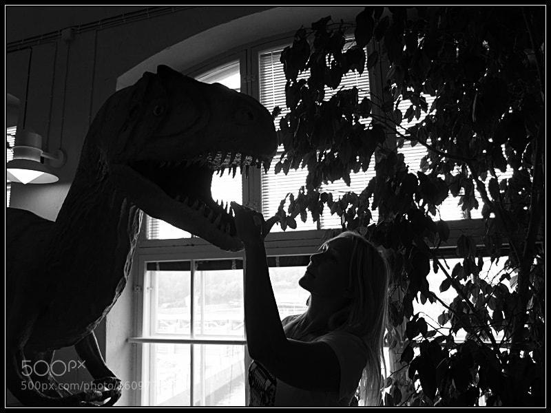 Photograph Dino by Pekka Kovala on 500px
