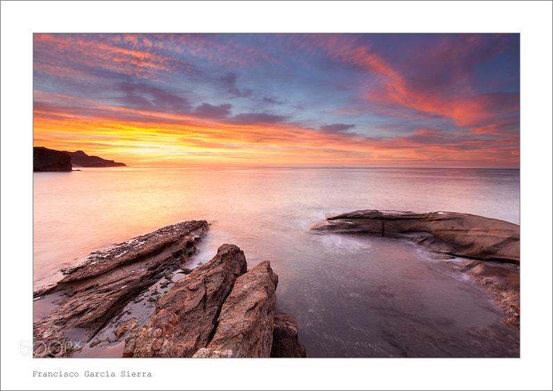 Photograph Media Luna Sunrise by Francisco García Sierra on 500px
