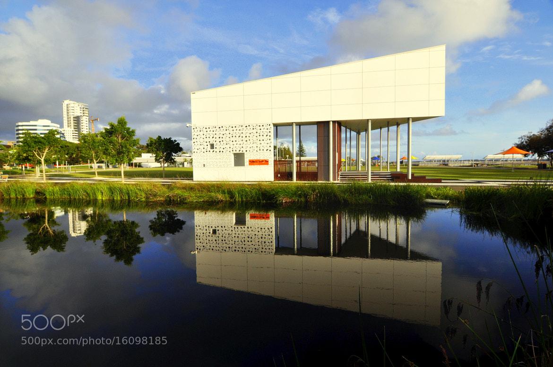 Photograph See through building by Dario Briski on 500px