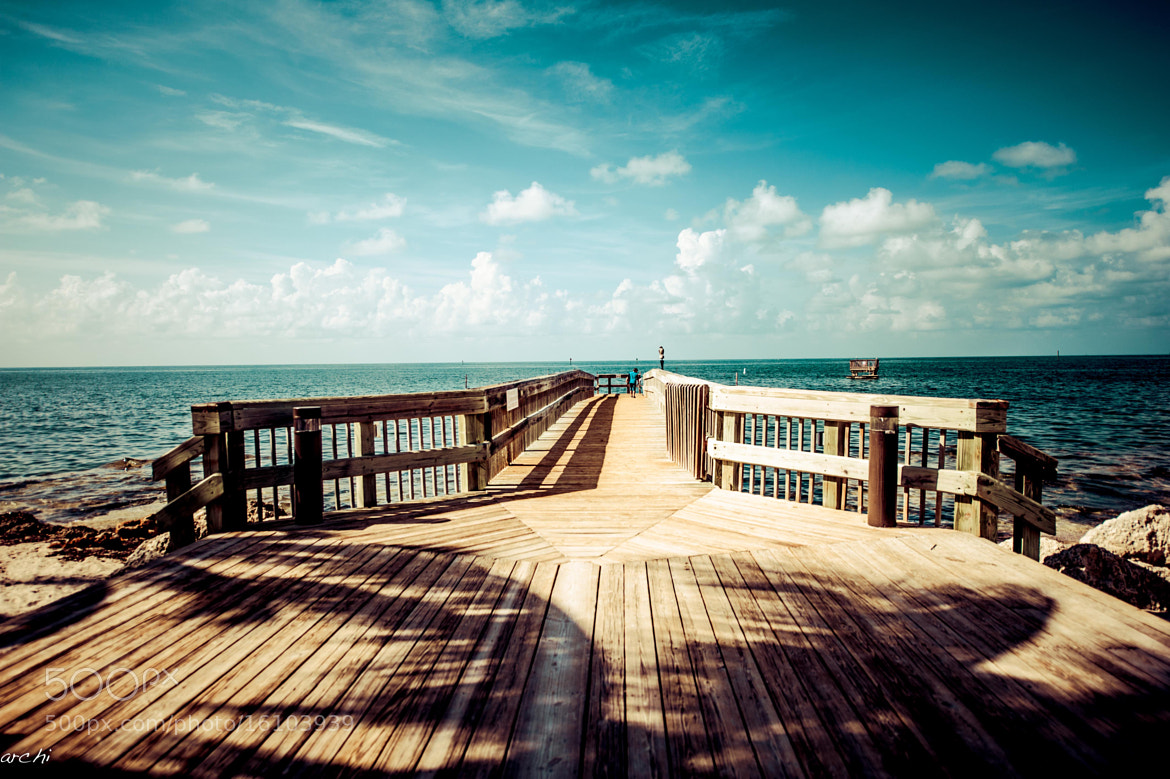 Photograph KeyWest - Beach Resort by Archana Patchirajan on 500px