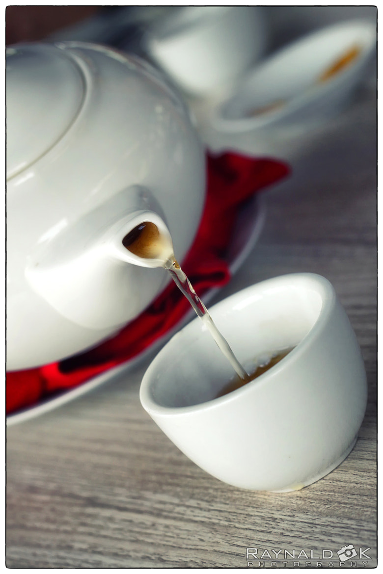 Photograph Pour Chinese Tea Into Cup by Raynald Kartawan on 500px