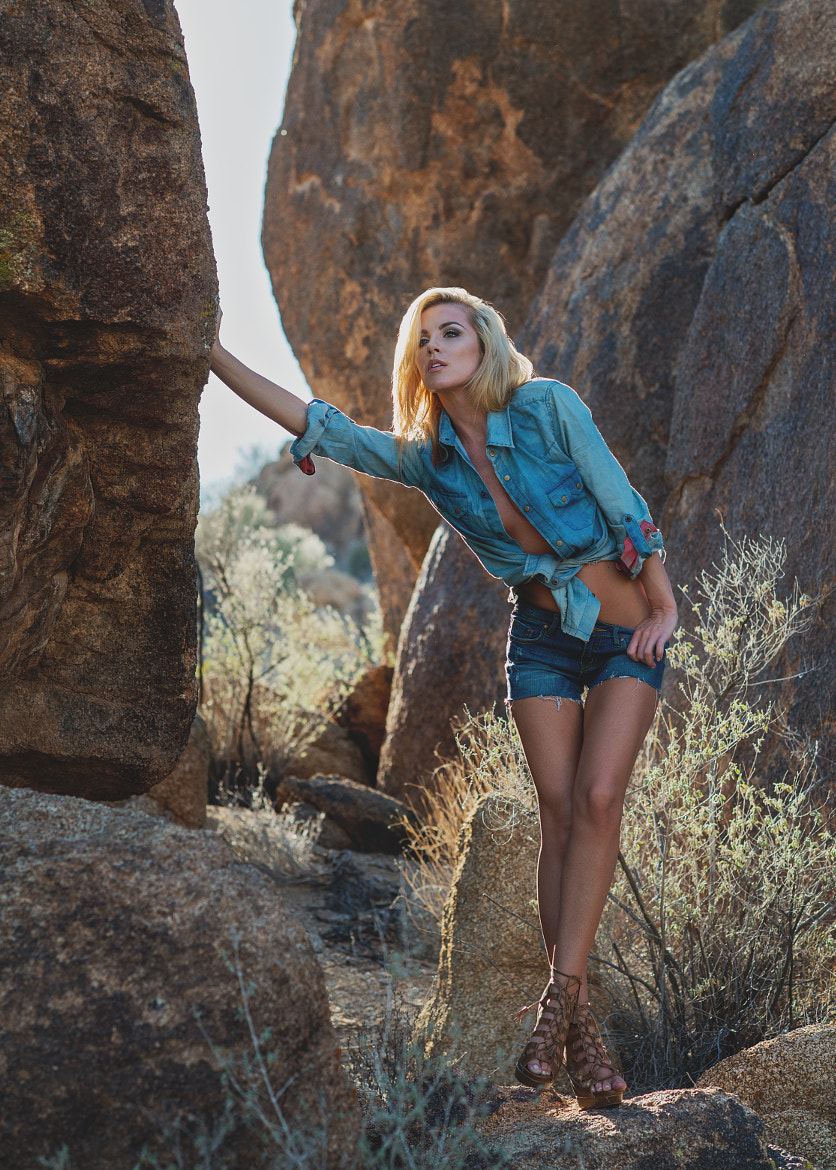 Photograph Rocks and denim by Brad Olson on 500px