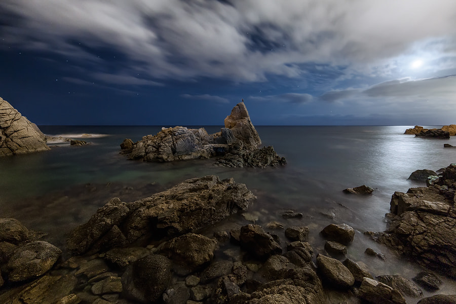 Photograph Cala Trons II by Xose Casal on 500px
