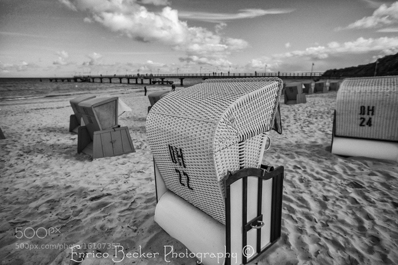 Photograph Göhren Beach Day by Enrico Becker on 500px