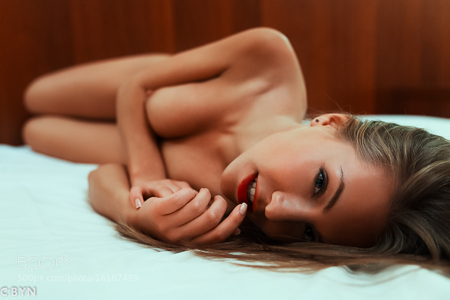 Photograph Olya I. by Alexey Tyurin on 500px
