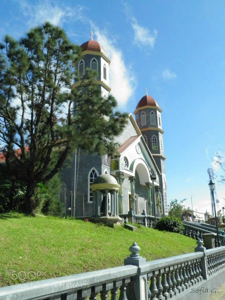 Photograph Zarcero's Church by Sofy GR on 500px