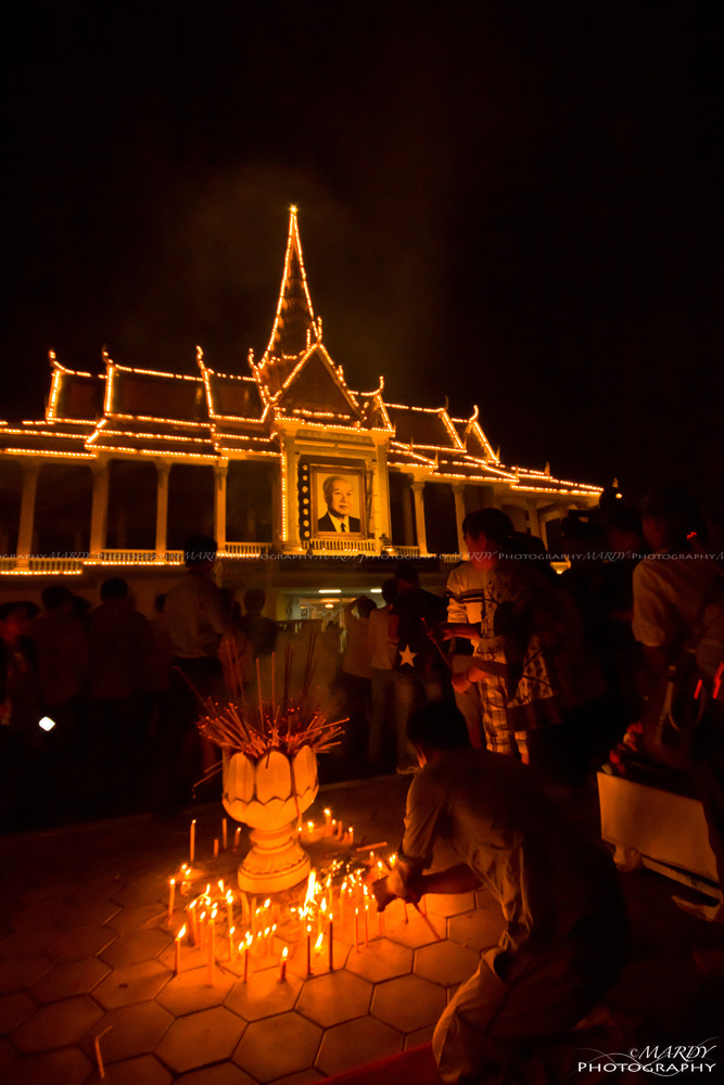 Photograph WE ARE MOURNING FOR OUR MAJESTY KING OF KINGDOM OF CAMBODIA by Mardy Suong Photography on 500px