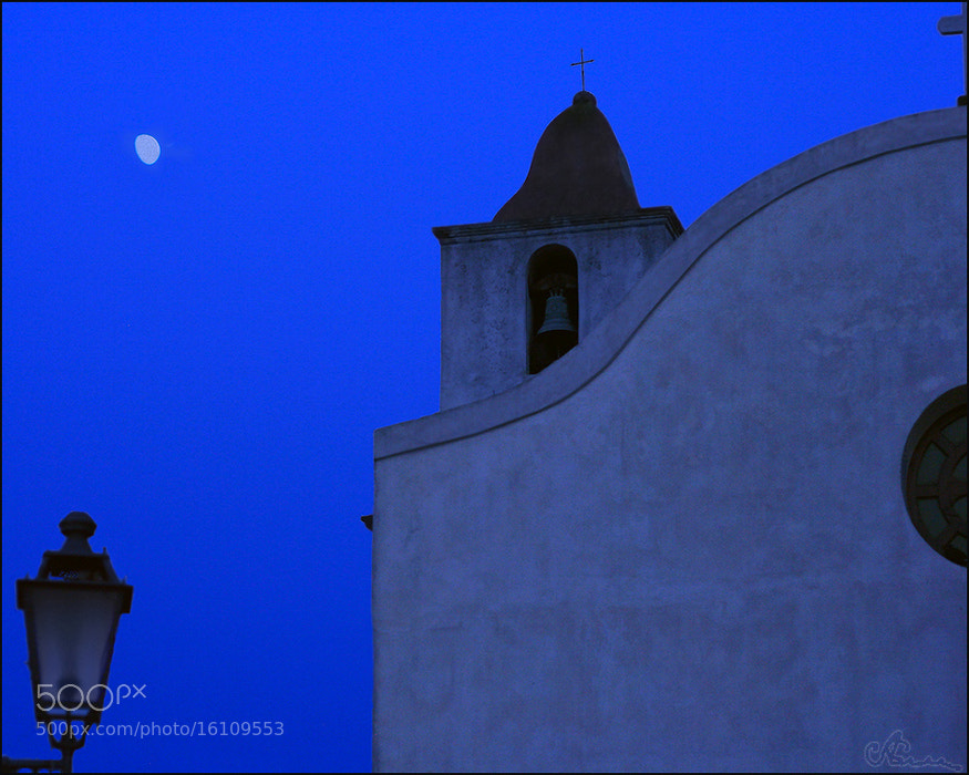 Photograph Blue evening by Alla  Lora on 500px