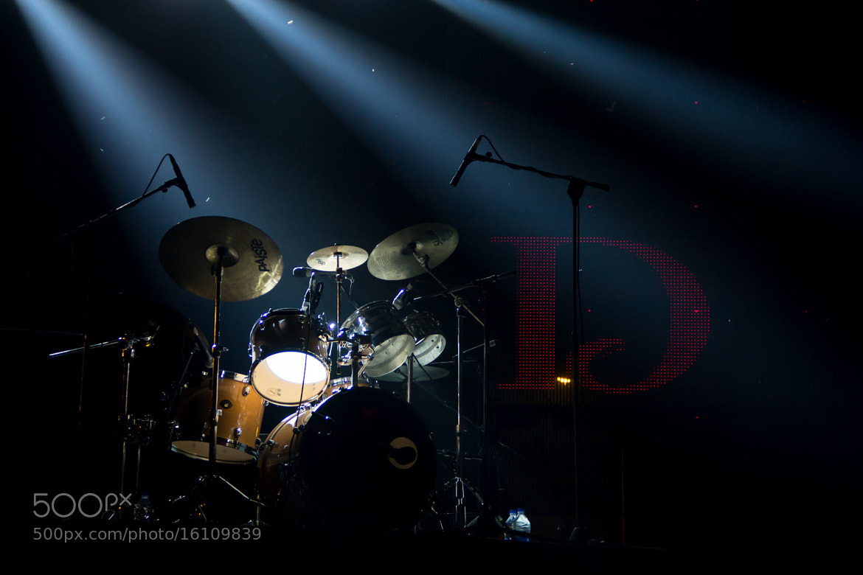 Photograph Drums @ Concert by Himanshu Sachdeva on 500px