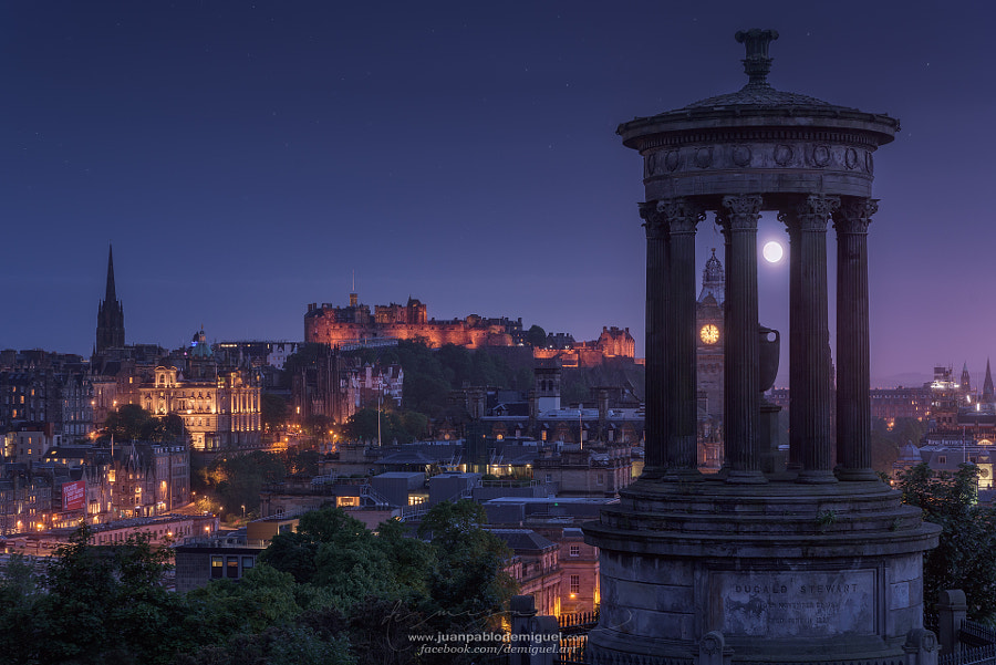 Edinburgh by Juan Pablo de Miguel on 500px.com