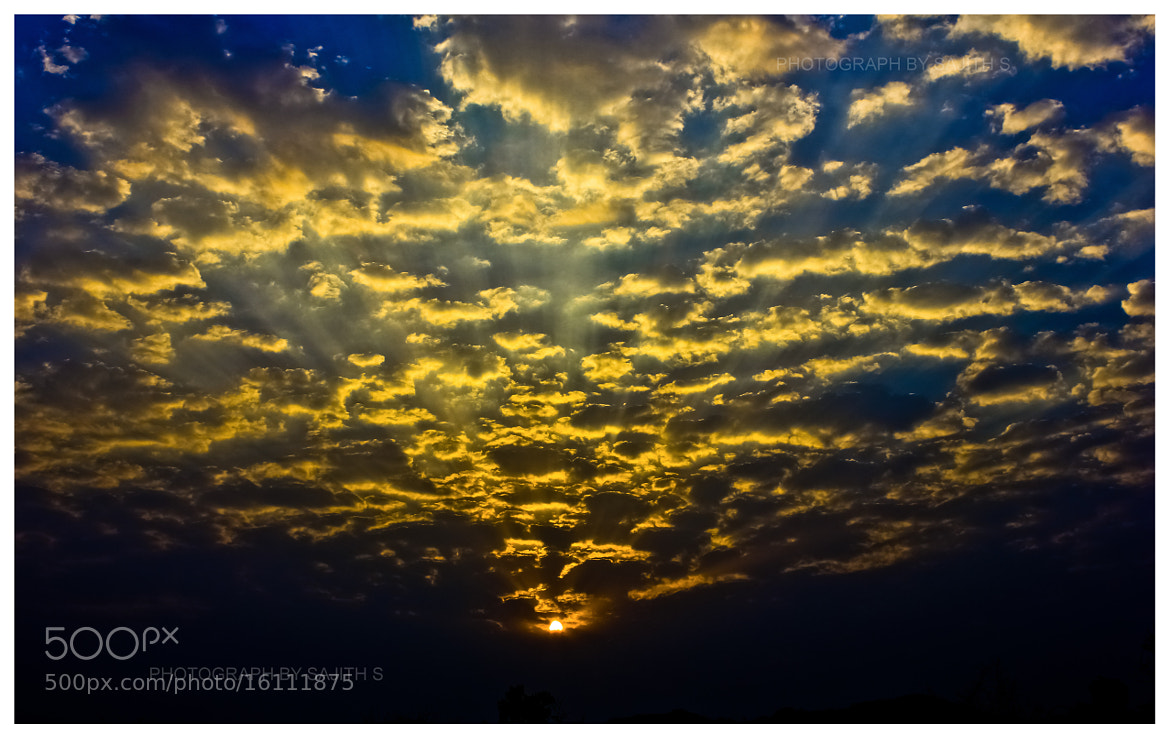 Photograph Morning Bliss 2 by Sajith S on 500px