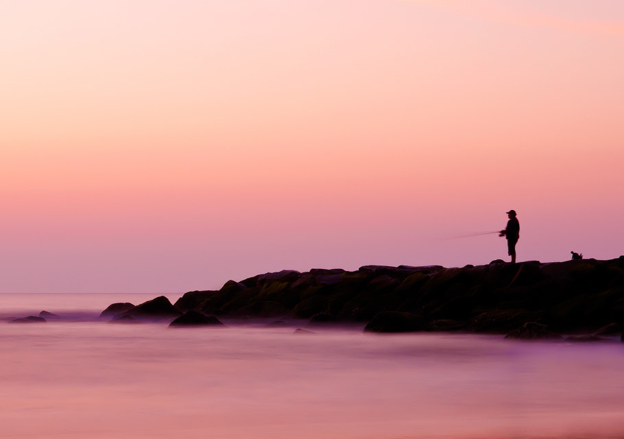 Photograph Morning Catch by Tom McAndrew on 500px