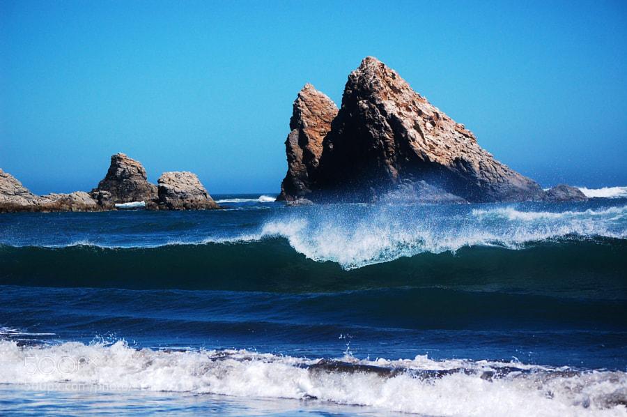 Topocalma surfspot chile