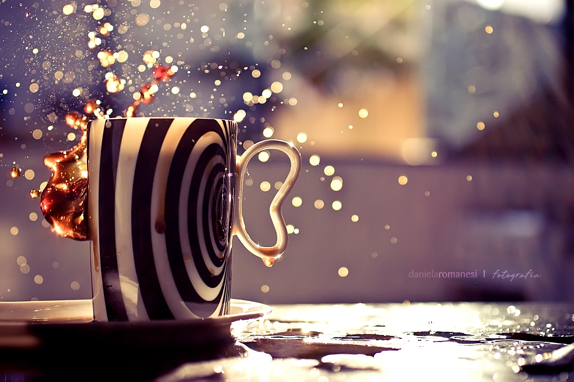 Photograph Party in the coffee mug by Daniela Romanesi on 500px
