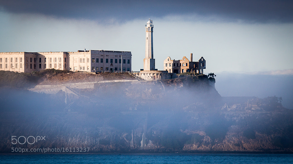 Photograph ...alcatraz... by Stefan Geyer on 500px