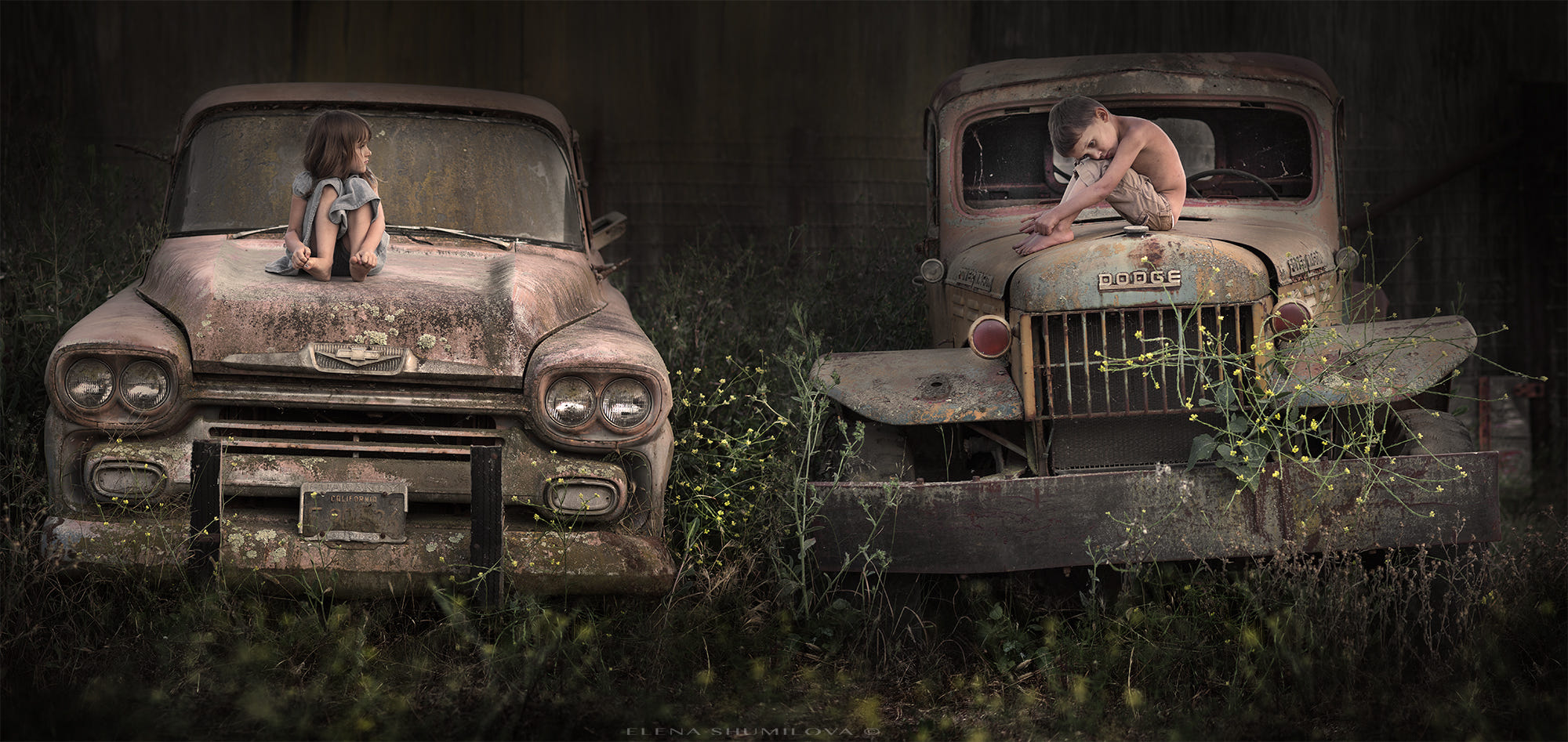 ..old cars in San Diego.. by Elena Shumilova on 500px