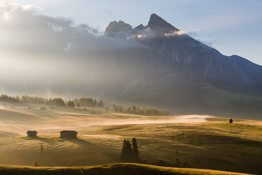 Photograph Mountain Light by Hans Kruse on 500px
