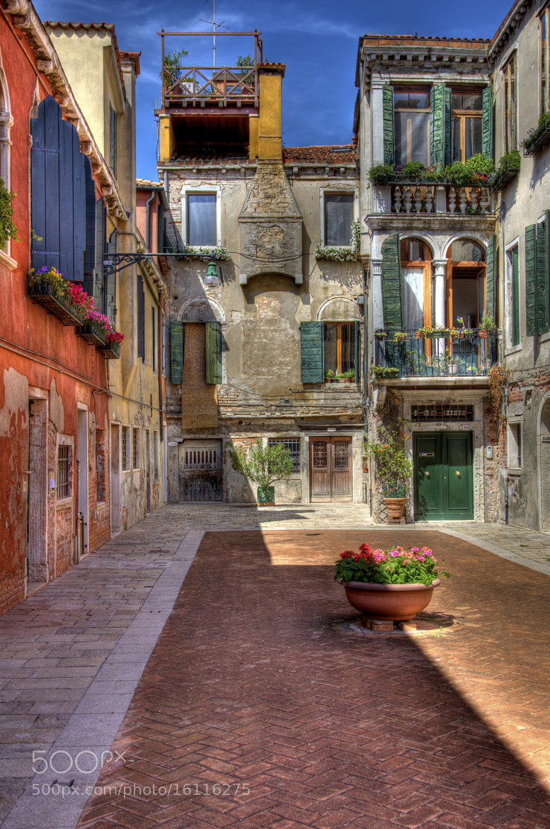 Photograph Picturesque Alley by Uri Baruch on 500px