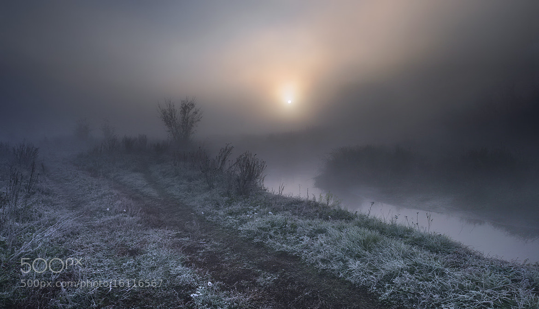 Photograph frosty sunrise by Vadim Trunov on 500px