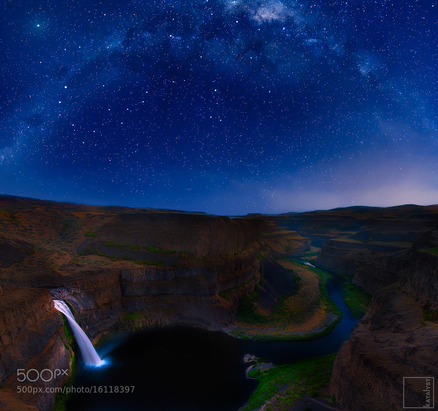 Palouse Starlight by The Katalyst (thekatalyst)) on 500px.com