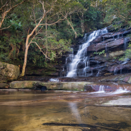 Upper Somersby Falls