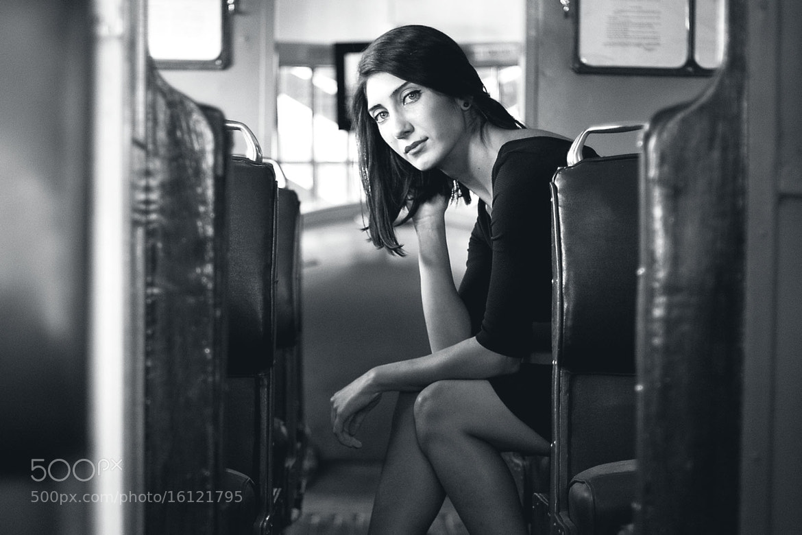 Photograph in old train by Mehmet Oğuz on 500px