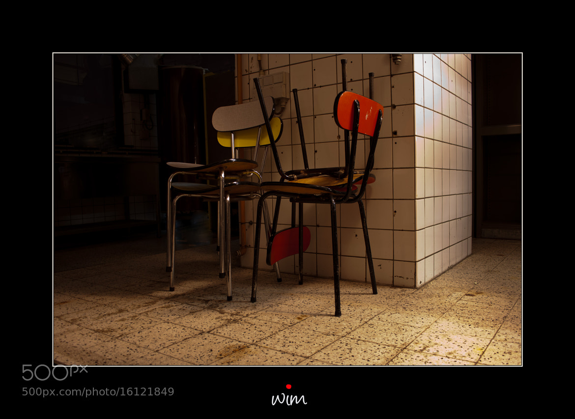Photograph Chairs to repose by Wim Brouns on 500px