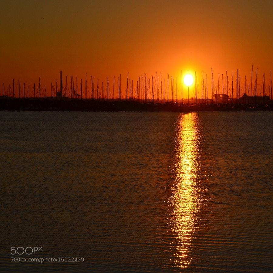 Photograph St Kilda Sunset by Elizabeth Atkinson on 500px