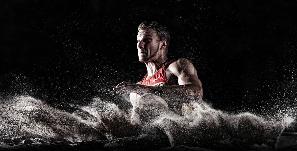 Photograph ATHLETICS by Jan Hinkel on 500px