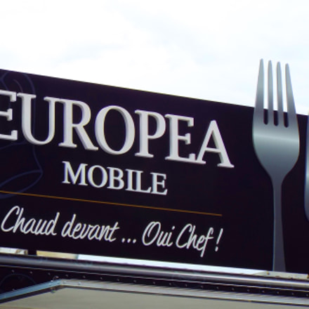 Europea Mobile Foodtruck, Fujifilm FinePix S8300
