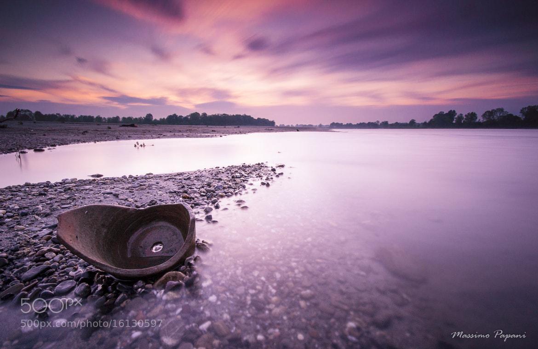 Photograph Colori al tramonto by Max P on 500px