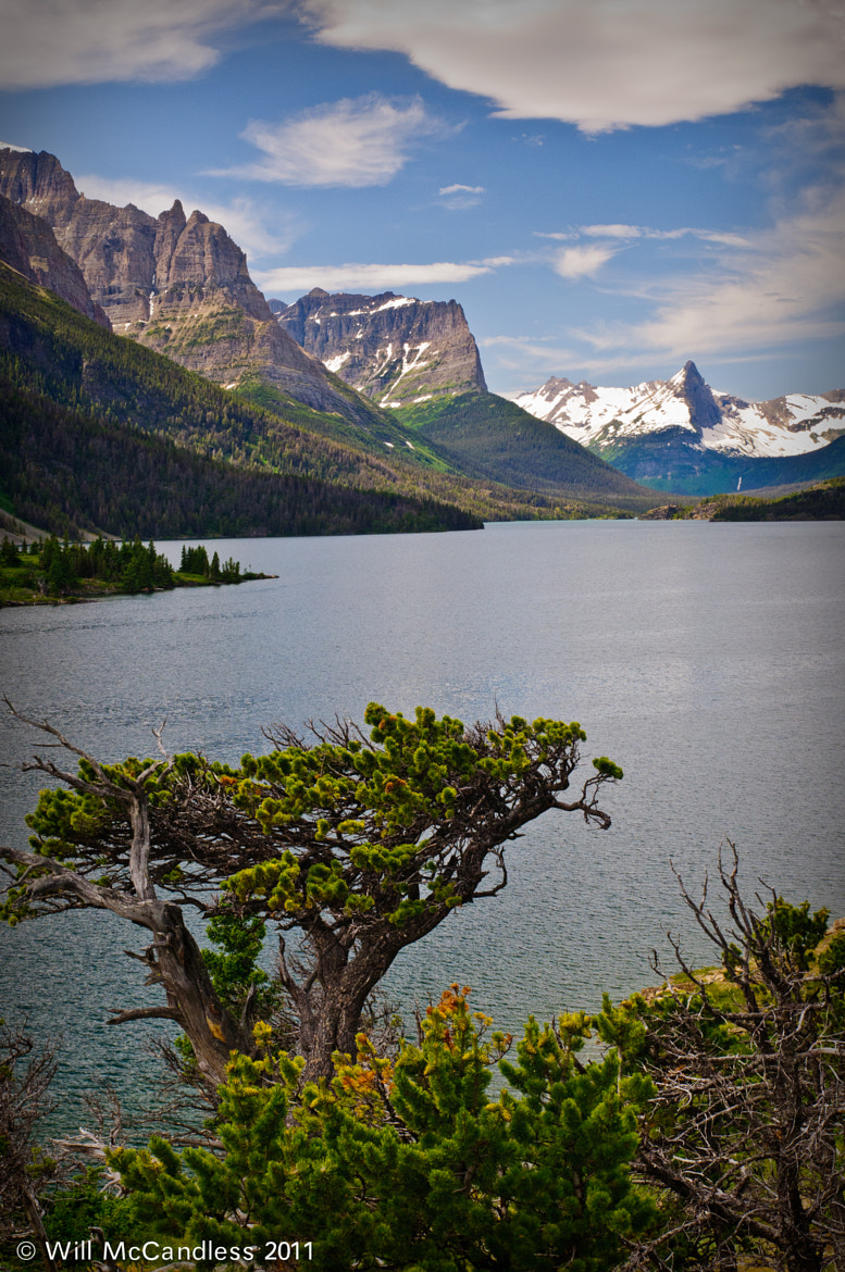 Photograph St. Mary Lake, Glacier National Park by Will McCandless on 500px