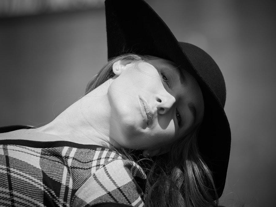 Enjoying Sun and Wind - Cynthia