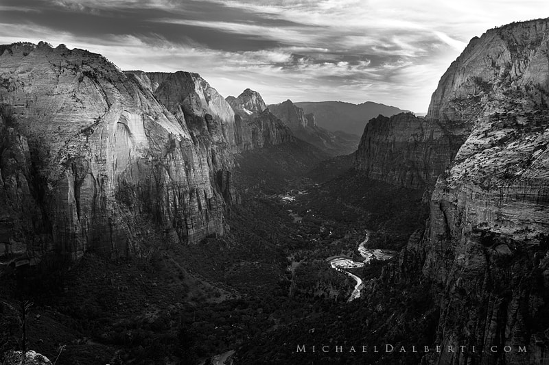 Photograph Mysterious Zion by Michael Dalberti on 500px