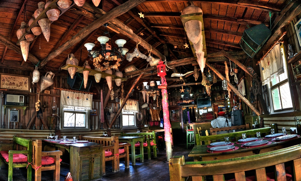 Photograph Old Fisherman restaurant by Haydar Turkhan on 500px