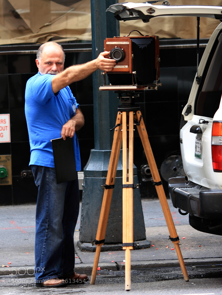 Photograph Man with a camera by Jay Rajamanickam on 500px