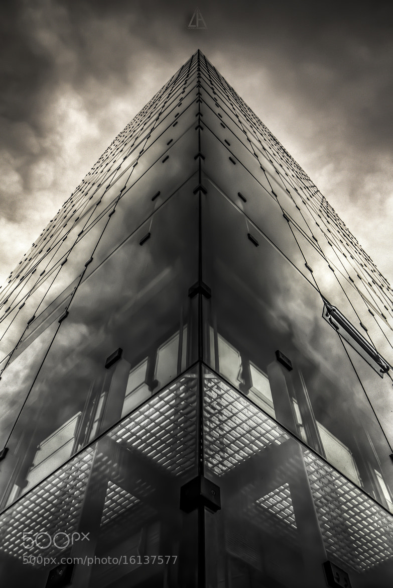Photograph Dark Tower by Lionel Hummel on 500px