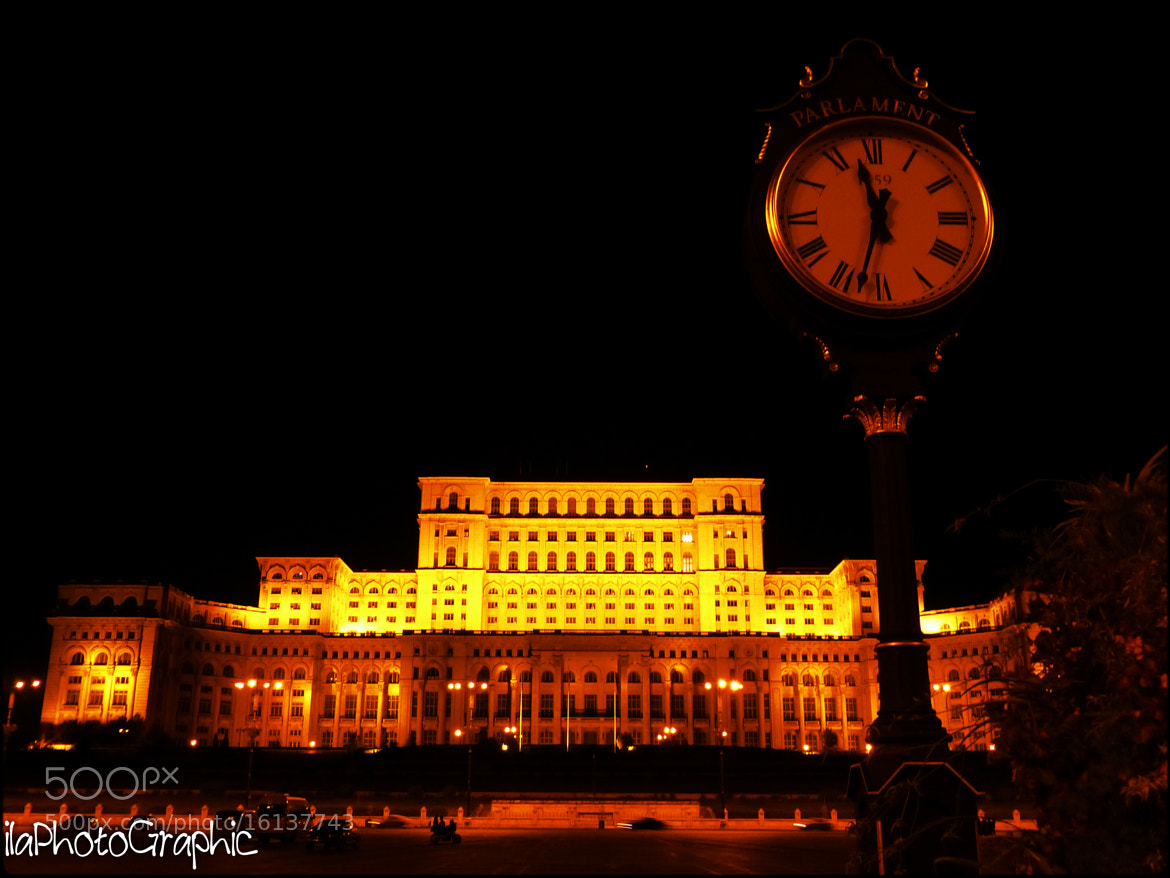 Photograph Parlament Bucharest by Ila PhotoGraphic on 500px