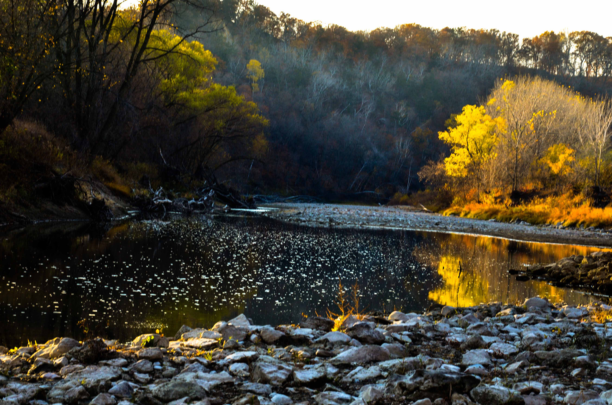 Photograph Fall Morning by Curt Murphy on 500px