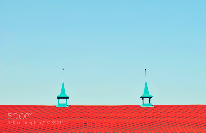 Photograph Roof by Stephen  on 500px